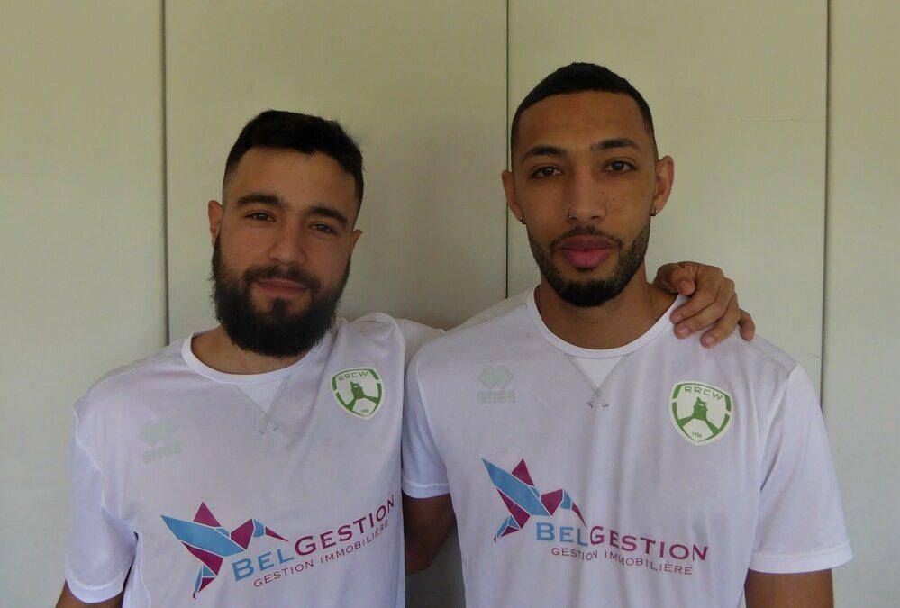 Nico Rodriguez et Hicham Maroufi rejoignent le RRCW