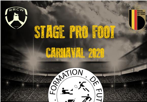 3ème édition de notre stage de carnaval organisé par Olivier Lioulas !